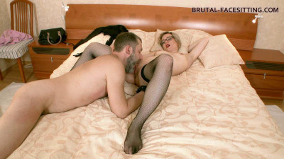 Brutal-Facesitting Mistress Dayana