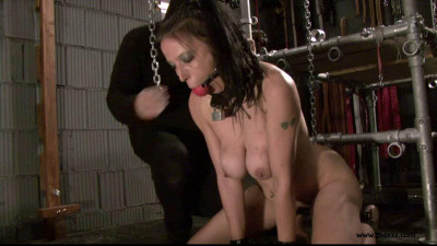 Slave Eva In The Dungeon Again Second