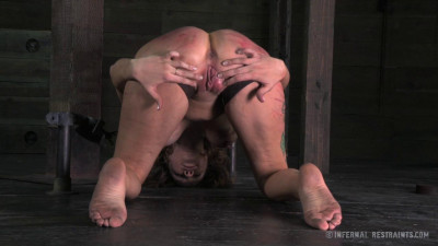 DeGrey Takes On 10 Inches Of BBC, Pounding Anal, Brutal Deepthroat, Category 5