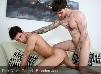 Rick Nolan Pounds Brandon Jones