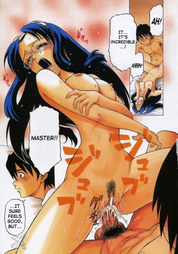 Kouda Tomohiro – Manga