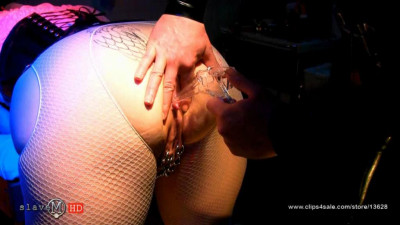 SlaveM    clip4sale   Tied slave mature and exhaust