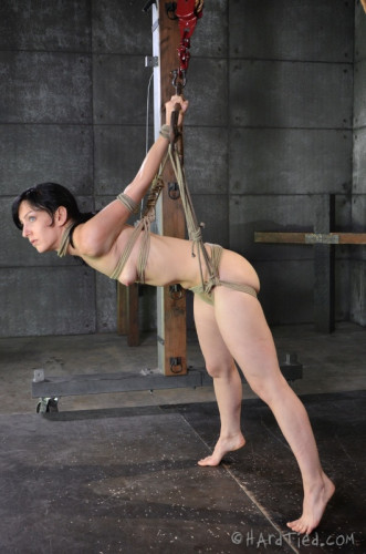 HT - Bondage Therapy Part 2 - Elise Graves - Oct 29, 2014