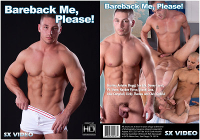 Bareback Me Please