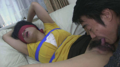 Asian girl tied and fucked tough
