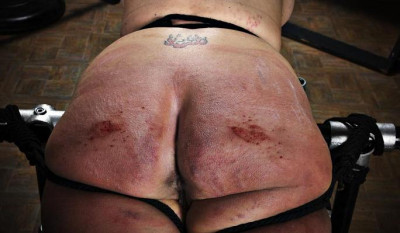 Heavy spanking for you