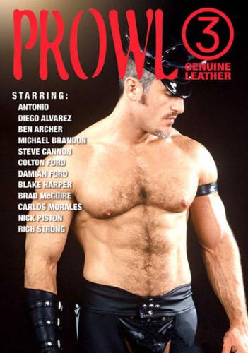 MSR - Prowl 3; Genuine Leather