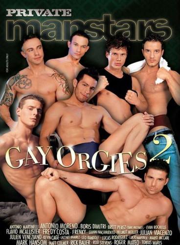 Gay Orgies Vol. 2