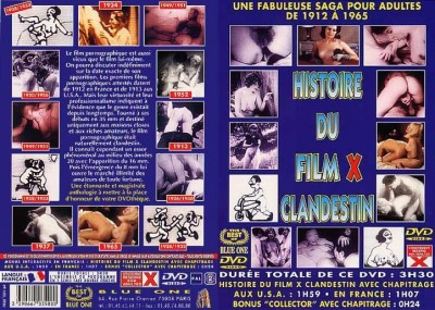 Histoire du Film X Clandestin