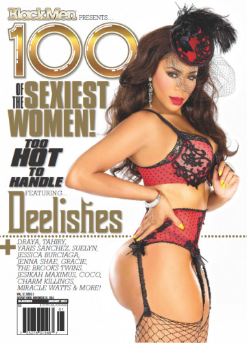 BlackMen: 100 of the Sexiest Women 2015-01