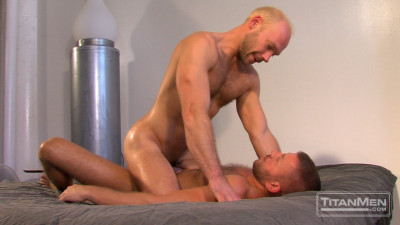 Extra Firm: Scene 2: Hunter Marx & Mike Tanner