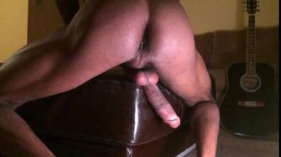 White Top Black Bareback Bottom