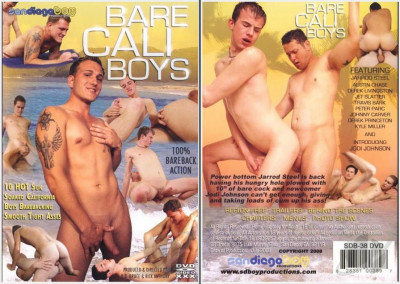 Sandiego Boy Production - Bare Cali Boys