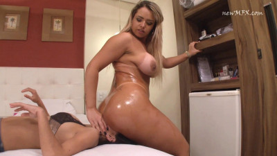 Mistress: Angel Lima. Slave Girl