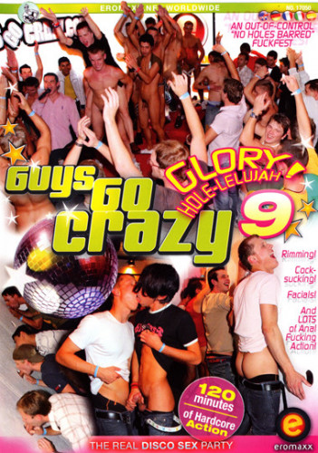 Guys Go Crazy 9 Glory Hole-Lelujah
