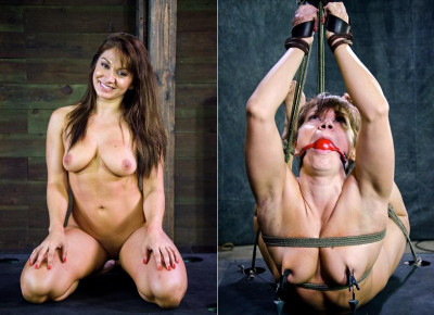 Perfect girl for super BDSM
