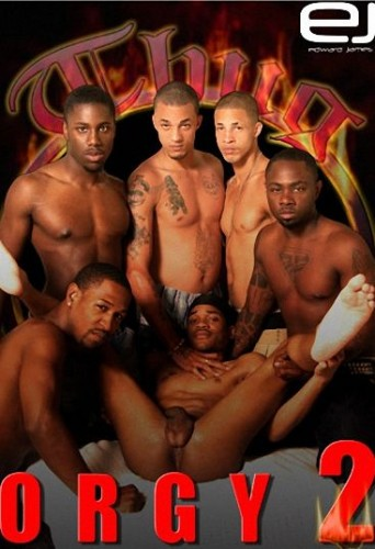 Thug Orgy #2 , free strip homo movies...