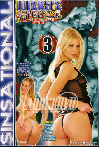 Wiska's Perversions 3 cover