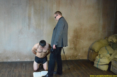 Unsubmissive Prisoner. Final Part