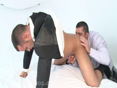 EricVideos - Rob and Adrian get it on during lunch break