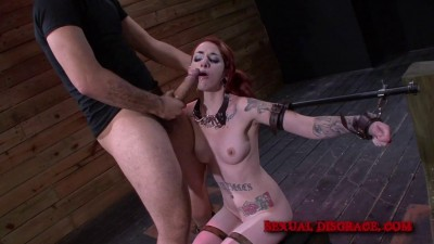 Sexual Disgrace Tube With Sheena Rose