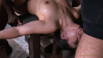 Tiny Asian In Her First Bondage (10 Apr 2015) Sexually Broken