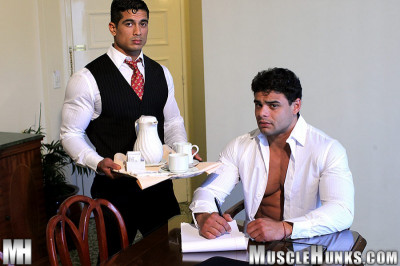 Pepe Mendoza And Brad Hatcher Tea For Two (2011)