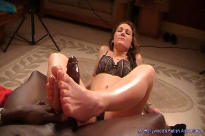 Lexi Goes Hollywood Hardcore Katie's 1st Footjob Bailey's 1st Footjob
