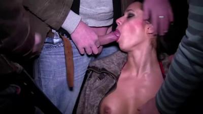British Sluts Love Dogging 3 (2015)
