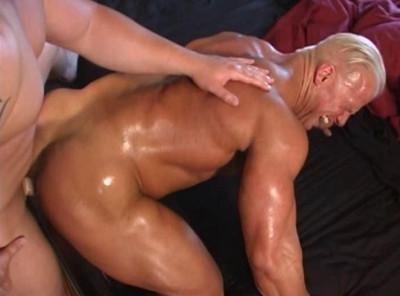 Musclemen Like Hard Cocks