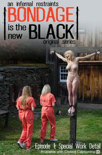 IRestraints – Bondage Is The New Black – Episode 1
