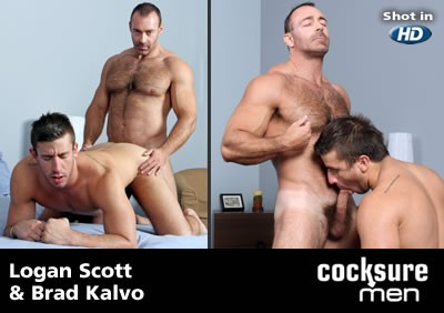 Brad Kalvo and Logan Scott