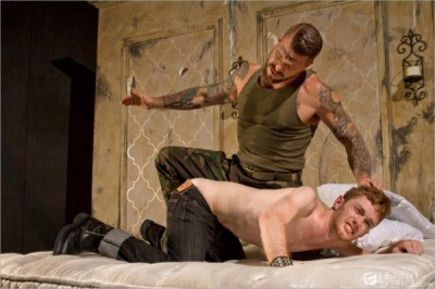 Seamus OReilly and Rocco Steele (Permission) -