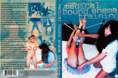 Medical Bound Enema Training BDSM