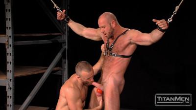 Foul Play: Scene 2: Nick Prescott & Matt Stevens