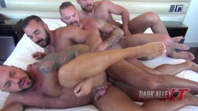 Dark Alley XT — Group Pound This Ass