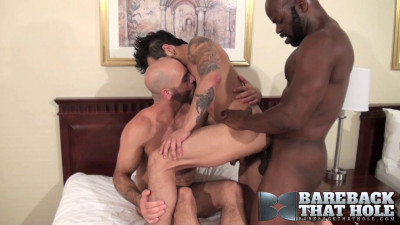 Cutler X, Adam Russo and Draven Torres
