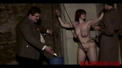 Lori is Imprisoned for Adultery & Endures 1st BDSM Shower