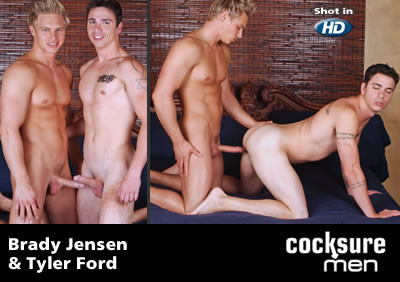 Brady Jensen & Tyler Ford