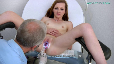 Tyna — 18 Years Girl Gyno Exam