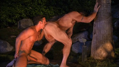 TitanMen Exclusives Trenton Ducati and Francois Sagat with Jimmy Durano -- Incubus -- Scene 2