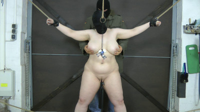 Description Super bondage and torture for breast, for nipples and pussy lips