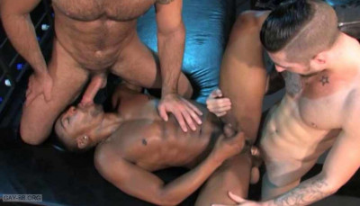 Black Men In Amazing Anal Compilation