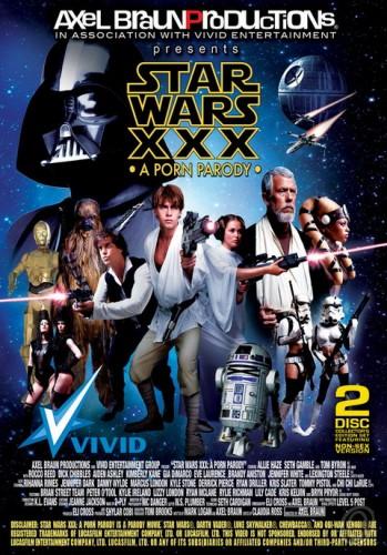 Description Star Wars XXX: A Porn Parody