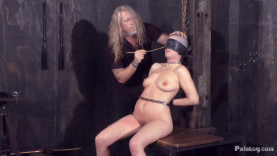 PainToy - Abigail Dupree - Slave Abigail Dupree Caned