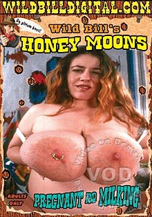 Wild Bill's Honey Moons - Pregnant & Milking