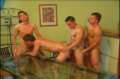 Thomas Dyk And Patrick Veselsky Mess Around With Each Other