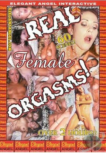 Real Female Orgasms 1
