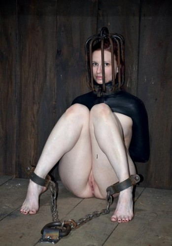 Chained for the best BDSM sex