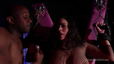 Leilani Gold face fucked by prince yahshua